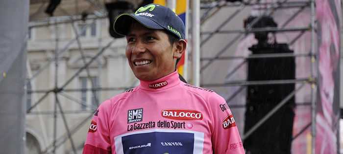 Quintana in Pink