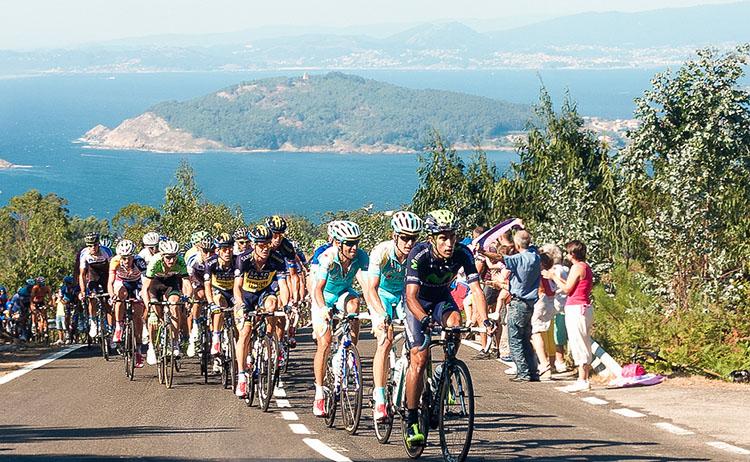 Vuelta 2013 Climb